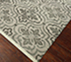 Jaipur Rugs - Hand Knotted Wool Ivory LCA-602 Area Rug Floorshot - RUG1007032