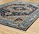 Jaipur Rugs - Hand Knotted Wool Blue LCA-64 Area Rug Floorshot - RUG1101201