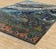 Jaipur Rugs - Hand Knotted Wool Blue LE-41 Area Rug Floorshot - RUG1083956