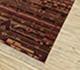 Jaipur Rugs - Hand Knotted Wool Beige and Brown LE-45 Area Rug Floorshot - RUG1083955