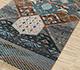 Jaipur Rugs - Hand Knotted Wool Ivory LE-53 Area Rug Floorshot - RUG1083990