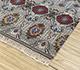 Jaipur Rugs - Hand Knotted Wool Ivory LE-65 Area Rug Floorshot - RUG1086203