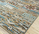 Jaipur Rugs - Hand Knotted Wool and Bamboo Silk Ivory LES-262 Area Rug Floorshot - RUG1083971