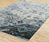 Jaipur Rugs - Hand Knotted Wool and Bamboo Silk Grey and Black LES-281 Area Rug Floorshot - RUG1084014