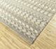 Jaipur Rugs - Hand Knotted Wool and Bamboo Silk Ivory LES-336 Area Rug Floorshot - RUG1087779