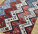 Jaipur Rugs - Hand Knotted Wool and Bamboo Silk Multi LES-407 Area Rug Floorshot - RUG1091301