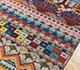 Jaipur Rugs - Hand Knotted Wool and Bamboo Silk Multi LES-422 Area Rug Floorshot - RUG1092473