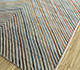 Jaipur Rugs - Hand Knotted Wool and Bamboo Silk Ivory LES-476 Area Rug Floorshot - RUG1093571