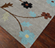 Jaipur Rugs - Hand Tufted Wool Multi LET-1035 Area Rug Floorshot - RUG1063903