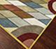 Jaipur Rugs - Hand Tufted Wool Multi LET-1082 Area Rug Floorshot - RUG1063950