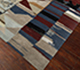 Jaipur Rugs - Hand Tufted Wool Multi LET-1096 Area Rug Floorshot - RUG1064033