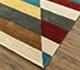 Jaipur Rugs - Hand Tufted Wool Multi LET-1559 Area Rug Floorshot - RUG1083414