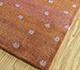 Jaipur Rugs - Hand Tufted Wool Red and Orange LET-1571 Area Rug Floorshot - RUG1099311