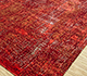 Jaipur Rugs - Hand Knotted Wool and Bamboo Silk Red and Orange LRB-1502 Area Rug Floorshot - RUG1076395