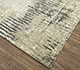 Jaipur Rugs - Hand Knotted Wool and Bamboo Silk Ivory LRB-1505 Area Rug Floorshot - RUG1080966