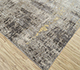 Jaipur Rugs - Hand Knotted Wool and Bamboo Silk Ivory LRB-1545 Area Rug Floorshot - RUG1084357