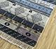 Jaipur Rugs - Hand Knotted Silk Blue LSL-306 Area Rug Floorshot - RUG1092461