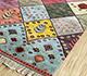 Jaipur Rugs - Hand Knotted Silk Multi LSL-307 Area Rug Floorshot - RUG1092462