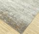Jaipur Rugs - Hand Knotted Wool and Bamboo Silk Beige and Brown LU-9032 Area Rug Floorshot - RUG1082833