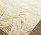 Jaipur Rugs - Hand Knotted Wool and Bamboo Silk Ivory LU-9033 Area Rug Floorshot - RUG1080517