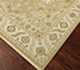 Jaipur Rugs - Hand Knotted Wool Beige and Brown MAKT-04 Area Rug Floorshot - RUG1067468