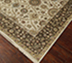 Jaipur Rugs - Hand Knotted Wool Gold MK-55 Area Rug Floorshot - RUG1025365