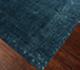 Jaipur Rugs - Hand Knotted Wool and Silk Blue NE-2348 Area Rug Floorshot - RUG1062874