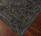 Jaipur Rugs - Hand Knotted Wool and Silk Grey and Black NE-2348 Area Rug Floorshot - RUG1037491
