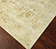 Jaipur Rugs - Hand Knotted Wool and Silk Beige and Brown NE-2348 Area Rug Floorshot - RUG1049832