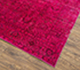 Jaipur Rugs - Hand Knotted Wool and Silk Red and Orange NE-2348 Area Rug Floorshot - RUG1063422
