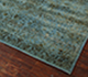 Jaipur Rugs - Hand Knotted Wool and Silk Blue NE-2349 Area Rug Floorshot - RUG1062868
