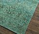 Jaipur Rugs - Hand Knotted Wool and Silk Blue NE-2349 Area Rug Floorshot - RUG1075003