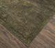 Jaipur Rugs - Hand Knotted Wool and Silk Green NE-2364 Area Rug Floorshot - RUG1064777