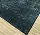 Jaipur Rugs - Hand Knotted Wool and Silk Blue NE-2364 Area Rug Floorshot - RUG1082227