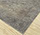 Jaipur Rugs - Hand Knotted Wool and Silk Grey and Black NE-2364 Area Rug Floorshot - RUG1081745