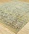 Jaipur Rugs - Hand Knotted Wool and Silk Gold NE-856 Area Rug Floorshot - RUG1081778
