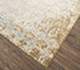 Jaipur Rugs - Hand Knotted Wool and Silk Ivory NMS-09 Area Rug Floorshot - RUG1074489
