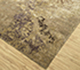 Jaipur Rugs - Hand Knotted Wool and Silk Beige and Brown NMS-11 Area Rug Floorshot - RUG1073525