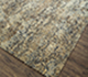 Jaipur Rugs - Hand Knotted Wool and Silk Grey and Black NMS-13 Area Rug Floorshot - RUG1078219