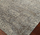 Jaipur Rugs - Hand Knotted Wool and Silk Grey and Black NRA-204 Area Rug Floorshot - RUG1078565