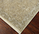 Jaipur Rugs - Hand Knotted Wool and Silk Gold NRA-519 Area Rug Floorshot - RUG1037489