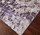 Jaipur Rugs - Hand Knotted Wool and Silk Pink and Purple NRA-853 Area Rug Floorshot - RUG1076450