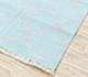 Jaipur Rugs - Flat Weaves Wool and Gota Green PDCG-14 Area Rug Floorshot - RUG1086682