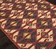 Jaipur Rugs - Flat Weaves Jute Red and Orange PDJT-09 Area Rug Floorshot - RUG1020189