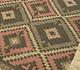 Jaipur Rugs - Flat Weaves Jute Green PDJT-160 Area Rug Floorshot - RUG1091551