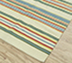 Jaipur Rugs - Flat Weave Synthetic Fiber Green PDPL-16 Area Rug Floorshot - RUG1086467