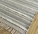 Jaipur Rugs - Flat Weave Synthetic Fiber Beige and Brown PDPL-39 Area Rug Floorshot - RUG1098161