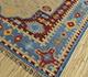 Jaipur Rugs - Flat Weave Wool Multi PDWL-354 Area Rug Floorshot - RUG1098477