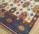 Jaipur Rugs - Flat Weaves Wool Ivory PDWL-356 Area Rug Floorshot - RUG1098480