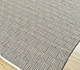 Jaipur Rugs - Flat Weave Wool Ivory PDWL-428 Area Rug Floorshot - RUG1091634